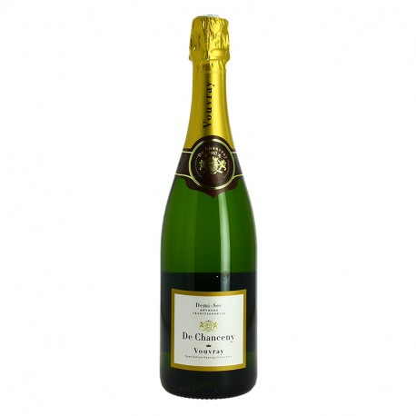 VOUVRAY  Methode Traditionelle 1/2 sec de CHANCENY 75 cl