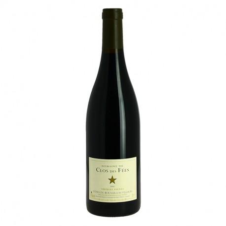 CLOS DES FEES par Hervé Bizeul Côtes du Roussillon Viellles vignes