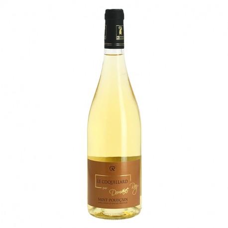 """St Pourcain Blanc  Cuvée """"le Coquillard"""" Domaine Ray"""