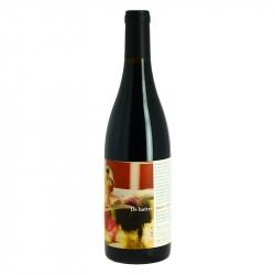 DE BATTRE MON COEUR s'est arrêté Vin Rouge du Roussillon par Hervé Bizeul