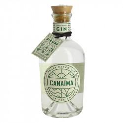 GIN CANAIMA du Venezuela Un Gin distillé par Diplomatico