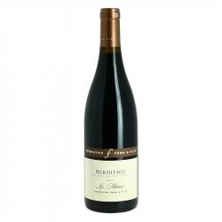 HERMITAGE  Rouge LES MIAUX Maison FERRATON Vin BIO