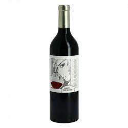 Images Dérisoires Vin Rouge du Clos des Fées