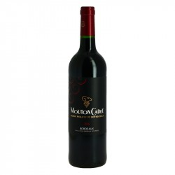 Mouton Cadet Bordeaux Rouge 75 cl