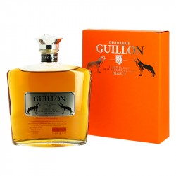Whisky Guillon Finition Tourbé Fort 70cl