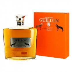 Whisky Guillon Finition Tourbé Fort 70cl
