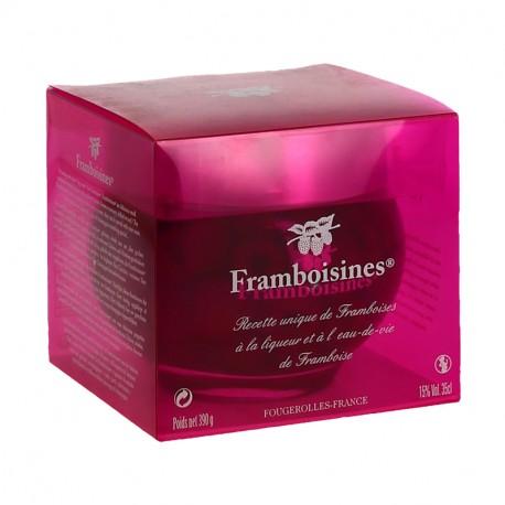 Framboisines coffret 35cl par Distillerie Peureux