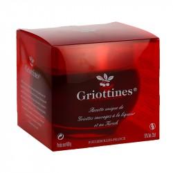 Coffret Griottines 35cl Distillerie Peureux