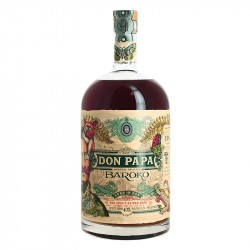 DON PAPA Baroko Rhum des Philippines Gallon de 4.5 L
