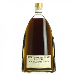 Très vieille Eau de Vie de Cidre de Bretagne age inconnu 1.5 litre