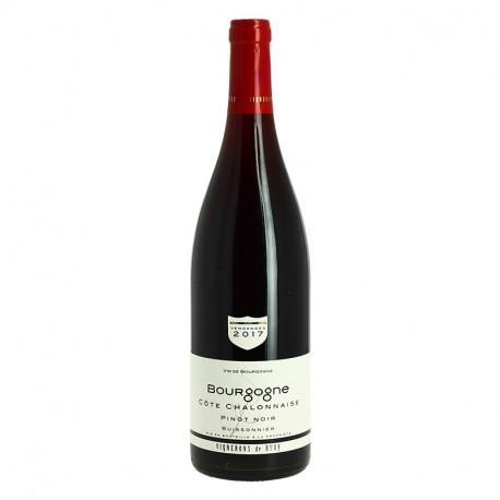 Bourgogne Côte Chalonnaise Vin Rouge Buxy Pinot Noir