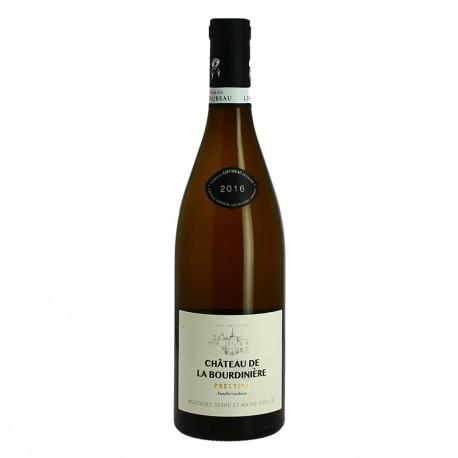 Muscadet La Bourdinière Cuvée Prestige Vin Blanc de la Loire