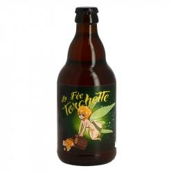 La FEE TORCHETTE Bière Blonde 33 cl