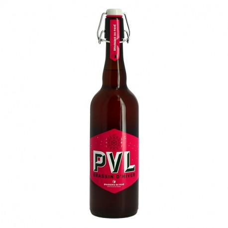 PVL Bière de Noël 75 cl