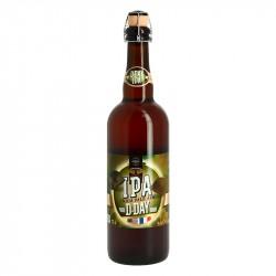 Bière D-DAY IPA 75 cl