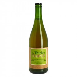 THIRIEZ Bière Triple BIO