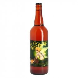 La Fée TORCHETTE Bière BLONDE 75 cl