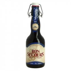 BON SECOURS Bière Belge à la Myrtille 33 cl