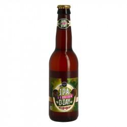 Bière D-DAY IPA 33 cl