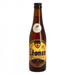 LEONCE Bière Blonde d'Armentières 33 cl