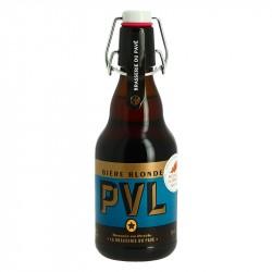 PVL bière Blonde Artisanale du Nord de la France 33 cl