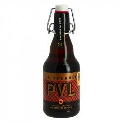 PVL Bière Ambrée Artisanale Tourbée