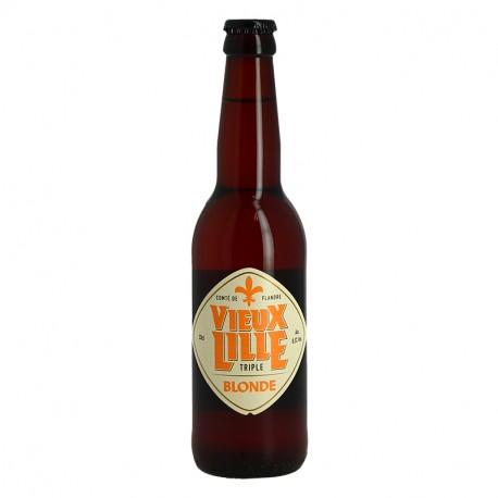 Bière Vieux Lille Triple 33cl 8.5°