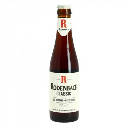 RODENBACH Classic Bière Belge Rubis 25CL