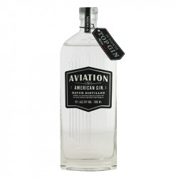 Gin Aviation New Western Dry Gin  Batch Distilled 70 cl