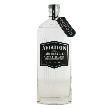 Gin Aviation New Western Dry Gin  Batch Distilled 70 cl