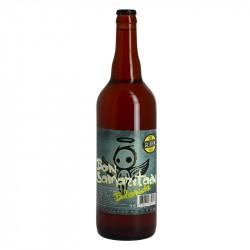 Bon SAMARITAIN Bière Blonde SANS GLUTEN 75 cl
