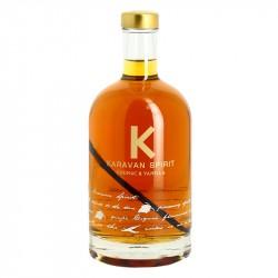 Karavan Spirit Cognac & Vanilla 70 cl