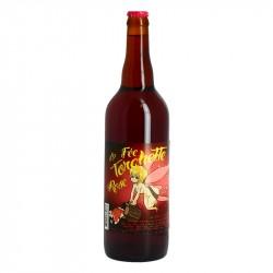 La Fée TORCHETTE Bière Rose 75 cl