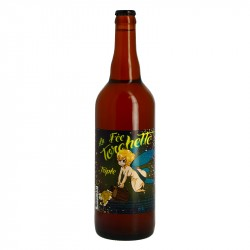La FEE TORCHETTE Bière Triple 75 cl