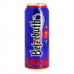 BELZEBUTH Bière Blonde Forte Boite 50 cl