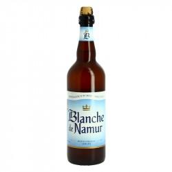 Bière belge Blanche de Namur 75 cl