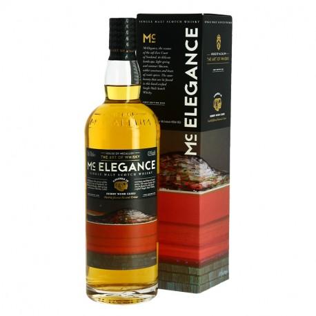 MC ELEGANCE House Of Mc Callum Speyside Single Malt Scotch Whisky