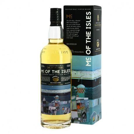 MC of THE ISLES  House Of Mc Callum Blended Malt Scotch Whisky des Iles