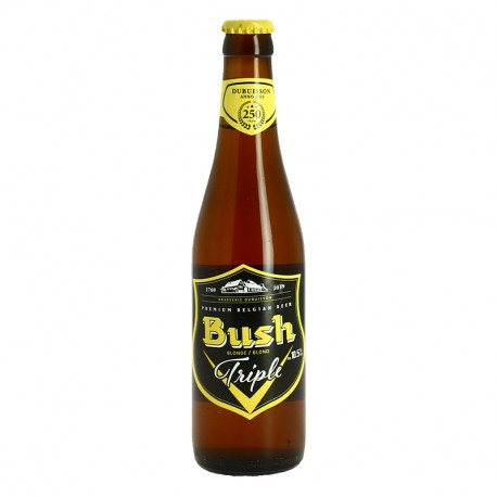 Bush Bière Blonde Triple 33 cl