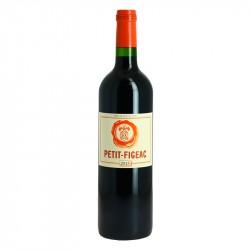 Château Figeac Vin de Bordeaux Petit Figeac Saint Emilion 2015
