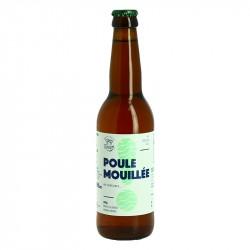 POULE MOUILLEE Bière IPA Brasserie Tandem 75CL