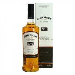BOWMORE N°1 Islay Single Malt Scotch Whisky
