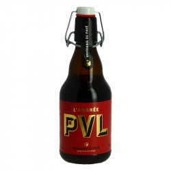 Bière PVL Ambrée à la Chicorée 33 cl