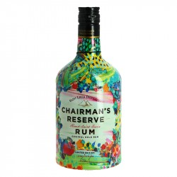 CHAIRMAN'S Reserve Original  ART EDITION Rhum de St Lucie