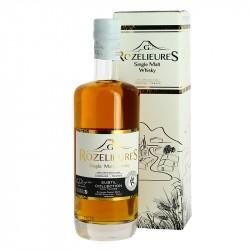 ROZELIEURES Subtil Collection Non Tourbé Whisky de Lorraine