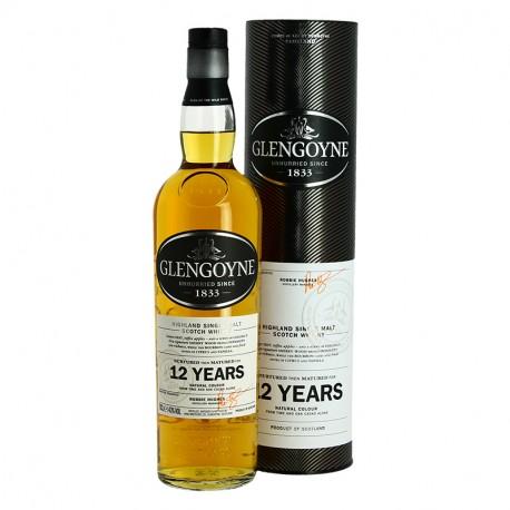 Glengoyne 12 ans Highlands Single Malt Scotch Whisky