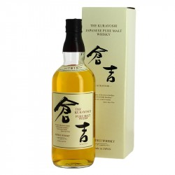 The KURAYOSHI Pure Malt Whisky Japonais