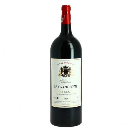 Château La Grangeotte Vin Rouge de Bordeaux Magnum 1.5 l