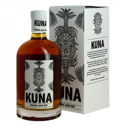 KUNA Rhum Ambré du Panama