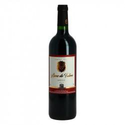 Lions de Fabre Vin de Bordeaux Médoc par Le Domaines FABRE